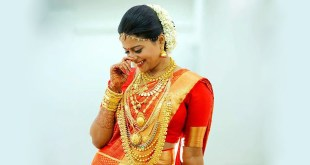 jewelry for Kerala brides
