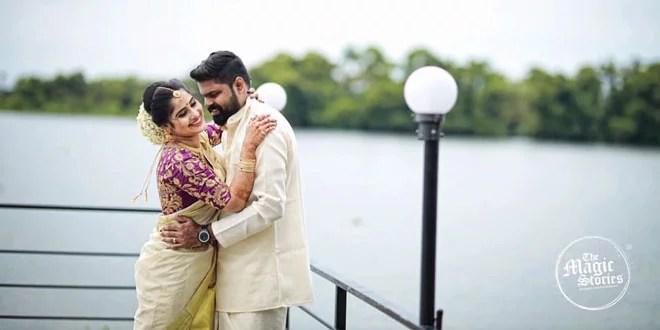 Actress Jismy & Shinjith
