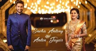 Sneha & Antony