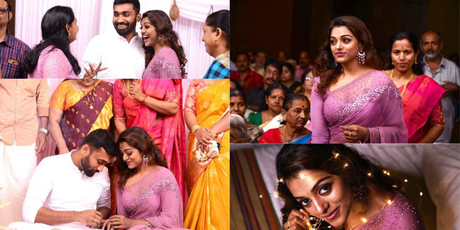 Anchor Meera Anil Engagement Full Video