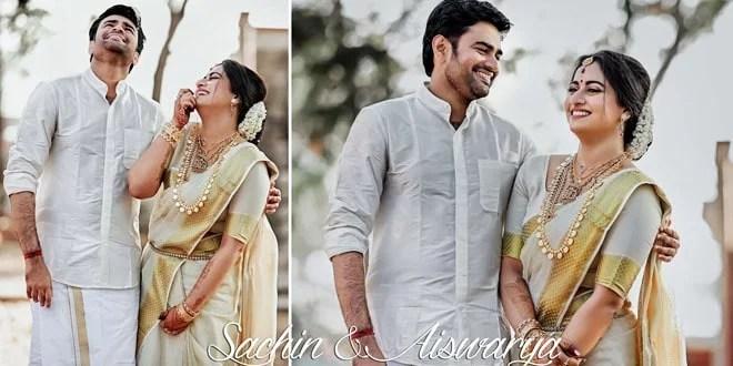Sachin & Aiswarya