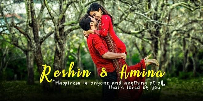 Reshin & Amina