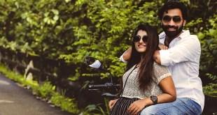 Comedy Stars Anchor Meera Anil Post Wedding Shoot
