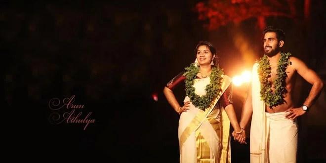 Arun + Athulya
