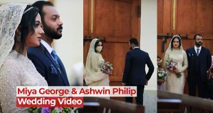 Miya George Wedding Video