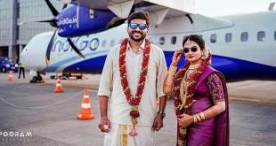 Aravind & Athira