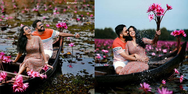 Pre-wedding shoot for Ben & Rinta