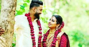 Serial Actor Akhil Anand Wedding Photos