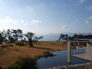 Naoshima Benesse House Beach
