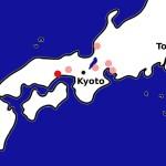 Bizen (Japan Karte)