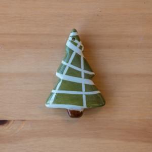 Weihnachtsbaum aus der Keramikkiste