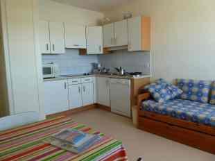 Appartement vacances -5-Location 3 personnes plonevez-porzay plage de Kervel