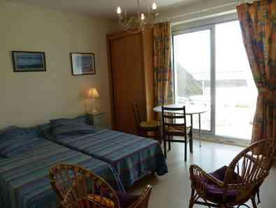 Appartement-7- Location studio 2personnes dans le Finistère Bretagne