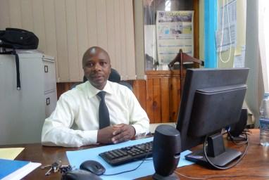 Paul Bukenya - stellv-Sprecher der Electoral Commision