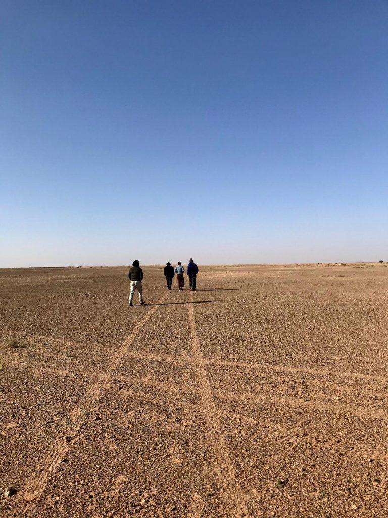 """""""Wir haben kein Vertrauen in die UN"""" – Westsahara Tag 8"""