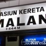 Antisipasi Lonjakan Penumpang, Stasiun Malang Tambah Gerbong Kereta Api