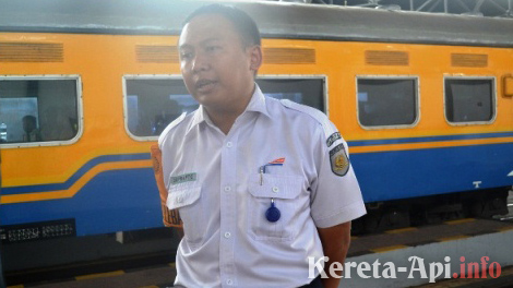 Suprapto (Humas PT KAI Daop IV Semarang)