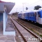 KAI Resmikan Kereta Perintis Aceh Cut Meutia