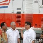 KA Peti Kemas Gedebage-Tanjung Priok Dukung Distribusi Ekspor