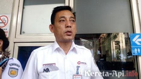 Direktur Utama PT KCJ, Muhammad Nurul Fadhila - citizen6.liputan6.com