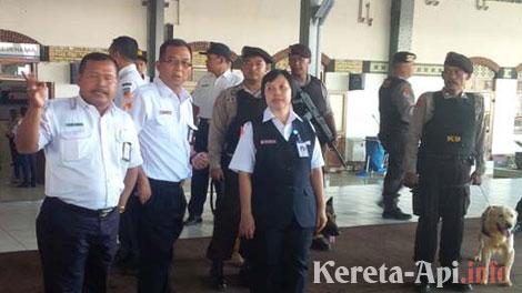 Wiwik Widayanti, Executive Vice President PT KAI Daop 4 Semarang - www.solopos.com
