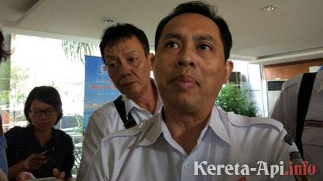 Kepala Divisi LRT PT KAI, Najib Tawangalun - m.metrotvnews.com
