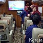 Istimewa, KA Pariwisata Tawarkan 7 Tipe Kereta dengan Fasilitas Eksklusif