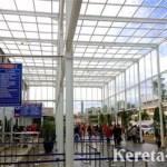 Rajin Berbenah, Fasilitas di Stasiun Pasar Senen Jakarta Kini Makin Lengkap