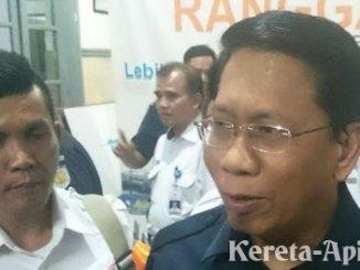 Didiek Hartantyo, Direktur Keuangan PT Kereta Api Indonesia - m.suarajatimpost.com