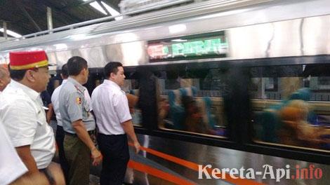 PT KAI menambah empat perjalanan KA Argo Parahyangan rute Bandung-Jakarta - ekbis.sindonews.com