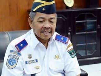 Amran, Kepala Dinas Perhubungan Sumatera Barat - reportasenews.com