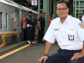 Edi Sukmoro, Direktur Utama PT Kereta Api Indonesia (KAI) - swa.co.id