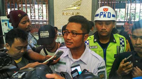 Krisbiyantoro, Manajer Humas PT KAI Daop 3 Cirebon - aboutcirebon.id