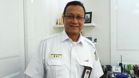 Edi Sukmoro, Direktur Utama PT KAI - www.cnnindonesia.com