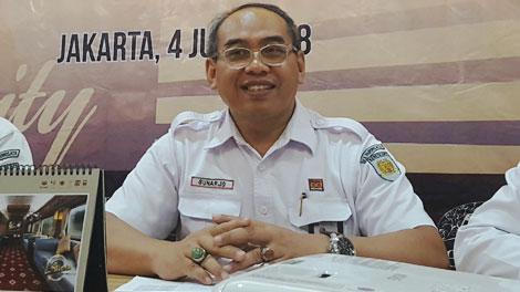 Sunarjo, Direktur Operasional dan Administrasi PT Kereta Api Pariwisata - bisniswisata.co.id