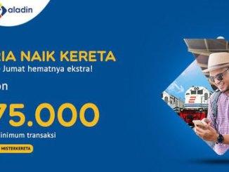 Diskon Tiket Kereta Api - biz.kompas.com