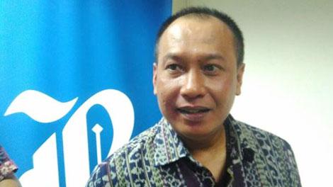 R. Ruli Adi, Direktur SDM dan Umum PT KAI - banten.bisnis.com