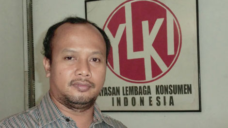 Tulus Abadi, Ketua Pengurus Harian YLKI - sp.beritasatu.com
