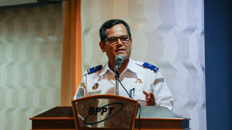 Zulfikri, Direktur Jenderal Perkeretaapian Kementerian Perhubungan - www.bppt.go.id