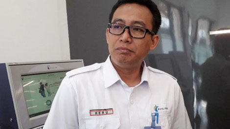 Heru Kuswanto, Direktur Utama PT Railink - megapolitan.kompas.com
