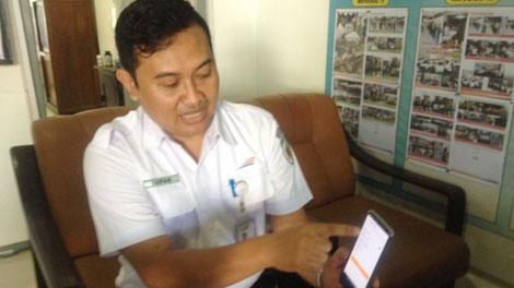 Ixfan Hendriwintoko, Manager Humas KAI Daop 7 Madiun - kanalindonesia.com