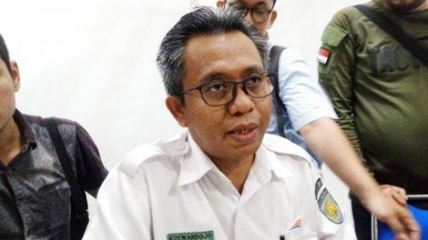 Kuswardoyo, Manajer Humas PT KAI Daerah Operasi 2 Bandung - jabar.tribunnews.com