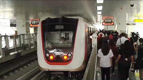 LRT Kelapa Gading-Velodrome - video.metrotvnews.com