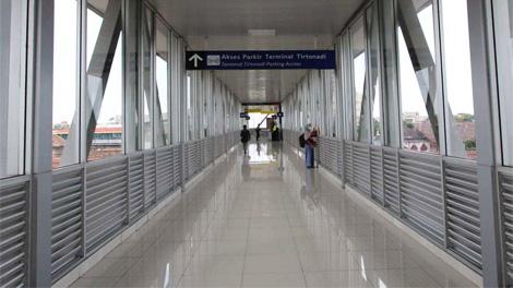 Sky Bridge Terminal Tirtonadi Solo