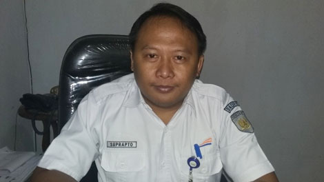 Suprapto, Manajer Humas Daop 8 Surabaya - rri.co.id
