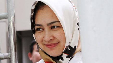 Airin Rachmi Diany, Wali Kota Tangerang Selatan - suaraindonesia-news.com
