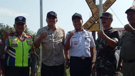 Gerakan Nasional Selamat di Perlintasan Kereta Api - www.kabarpas.com