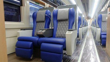 PT KAI meluncurkan Kereta Luxury 2 yang akan beroperasi lebaran tahun ini