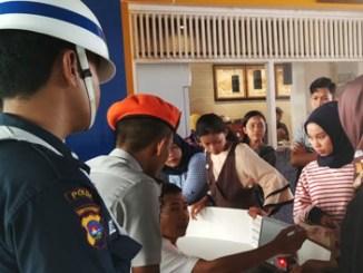 Pemesanan Tiket, PT KAI Divre II Sumbar - sumbar.antaranews.com