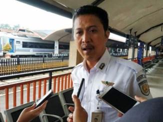 Radne Anyarso Tulad, Kepala Stasiun Malang - suryamalang.tribunnews.com
